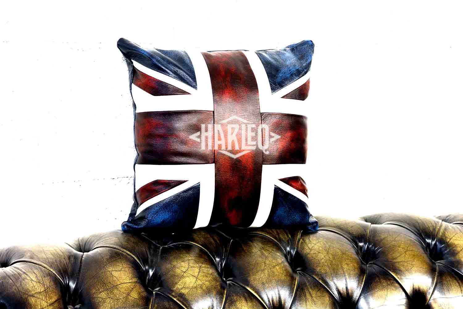 cushion-england-flag-leather