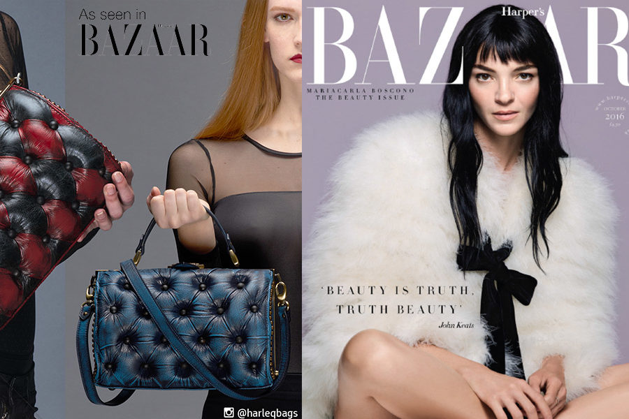 Harleq Bags F/W 2016-2017 Advert Campaign !