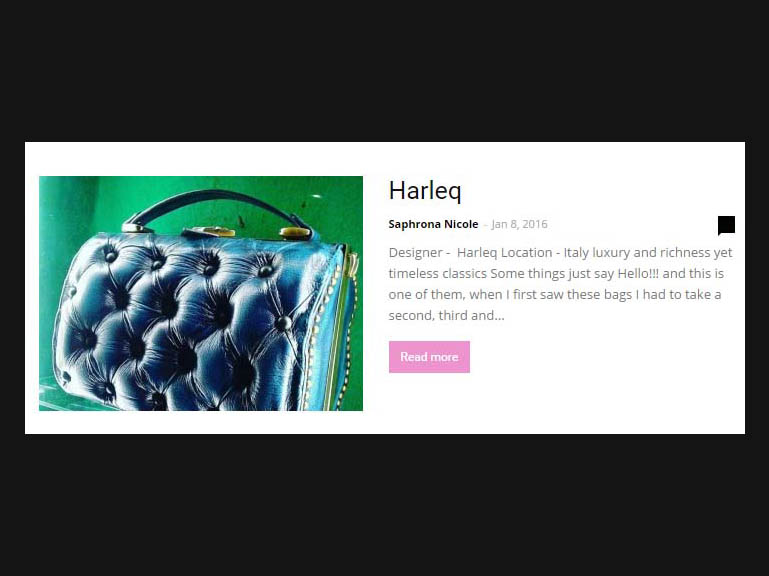 harleq-saphrona