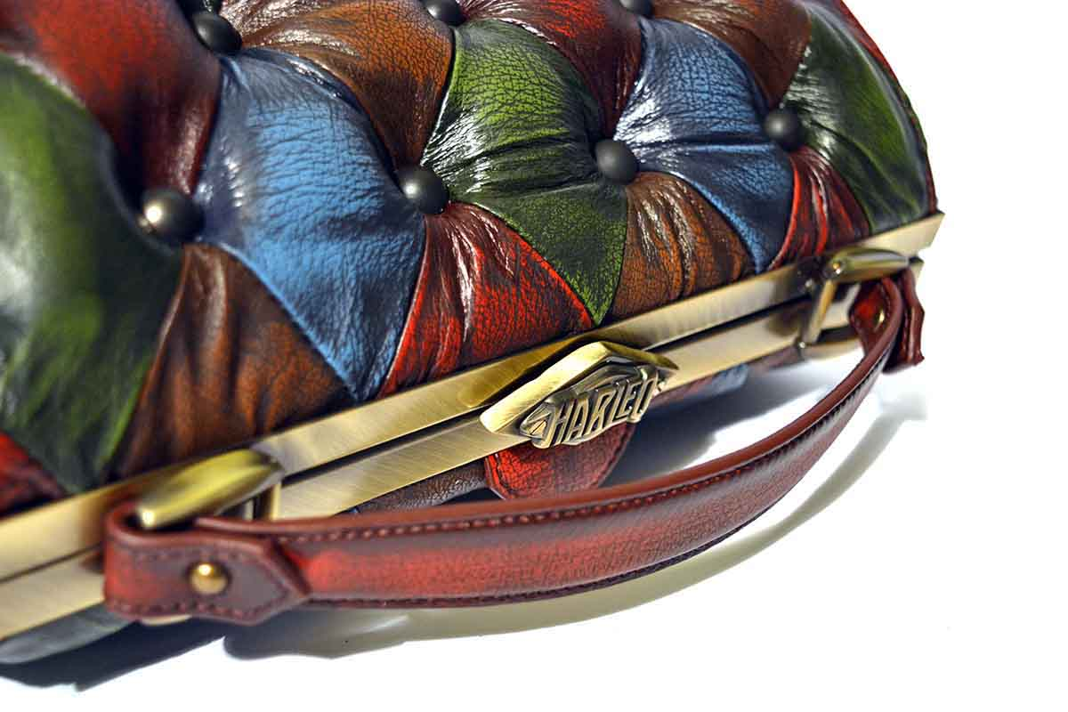 leather bag luxury handmade