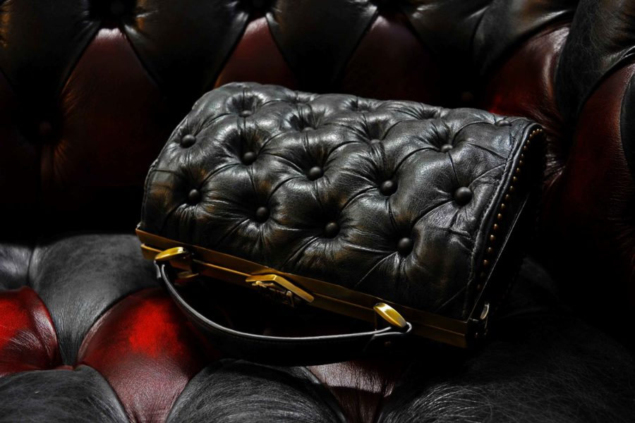 harleq leather luxury bags