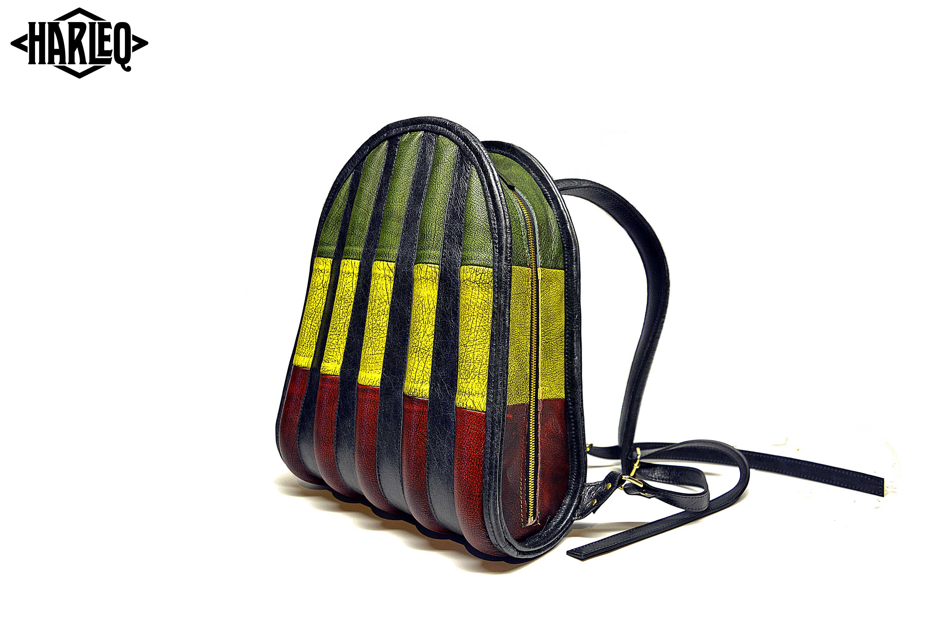 harleq-backpack-red-yellow-green-leathers