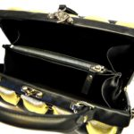 harleq-gold-black-bauletto-luxury-leathers-open