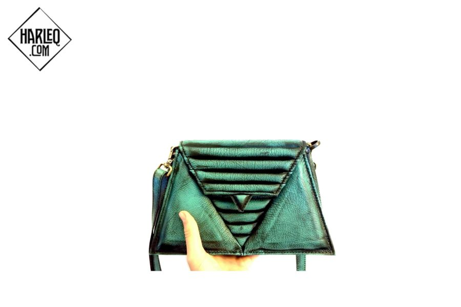harleq-mini-luxury-triangles-leather-handbags