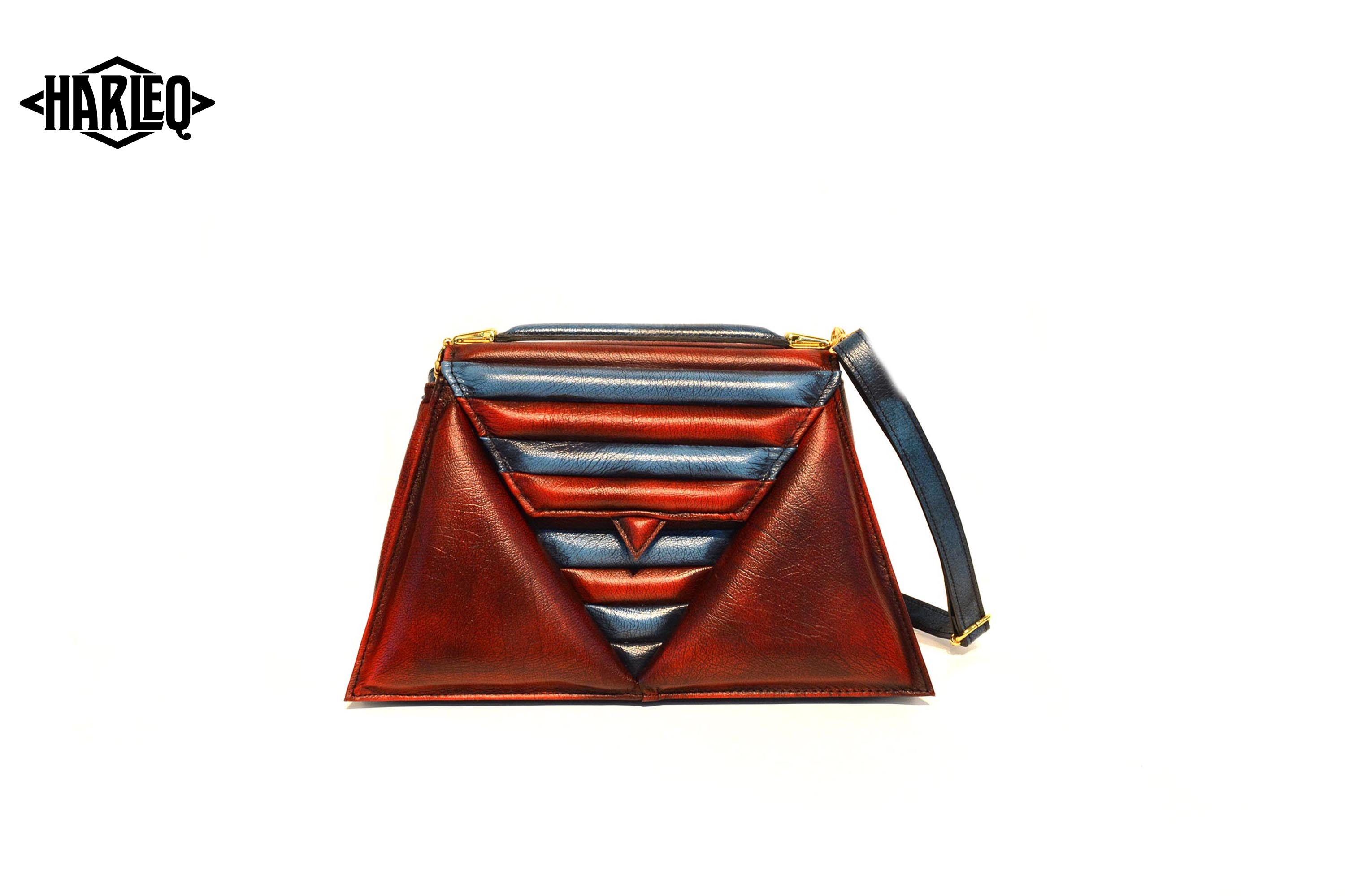 harleq-triangles-bag-red-blue-leathers