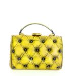 borsa harleq lemon luxury bag
