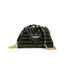 luxury pochette black modern harleq sphinx