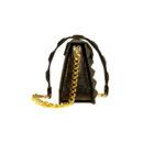 luxury pochette black modern harleq sphinx