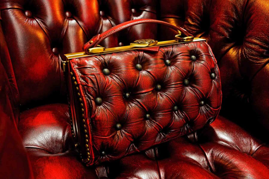red-leather-vintage-handbag-harleq